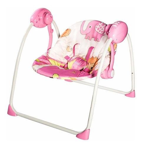 columpio musical mecedora relajante para bebe mimo bebesit