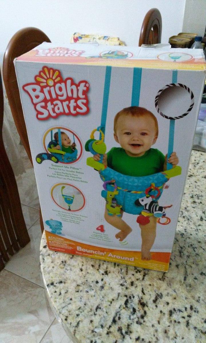 Columpio Para Marco De Puerta Saltador De Bebes Brightstarts - Bs. 0 ...