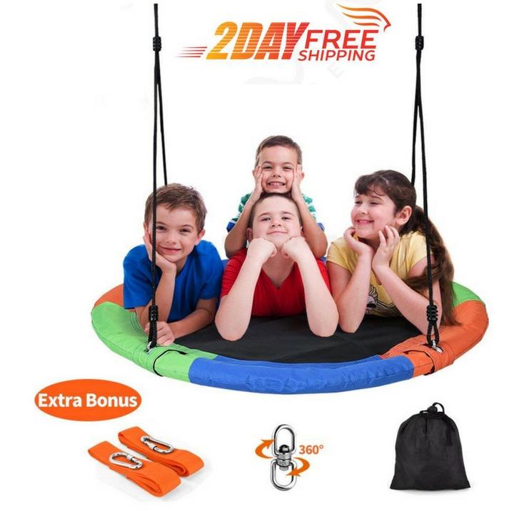 de437aaec Columpios De Árboles Redondos Para Niños Adultos Enfriar La - $ 668.237 en Mercado  Libre