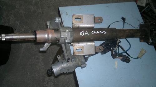 coluna da direção kia clarus glx 1997