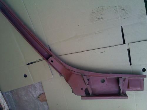 coluna porta direita passat ls ts gts original dobradiça /pé