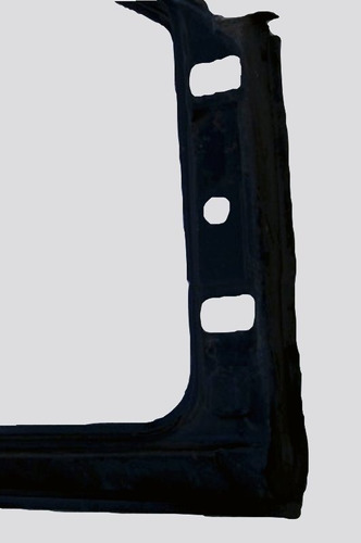 coluna porta gol quadrado parati ate 96 externa ld original