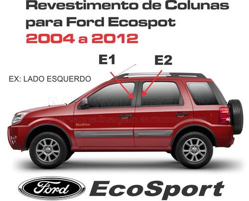 coluna portas ecosport 2005 2006 2007 2008 2009 2010 2011 12