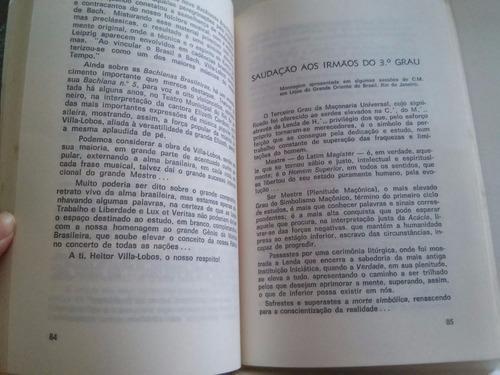 colunas gravadas - ii - luiz gonzaga bittencourt - maçonaria