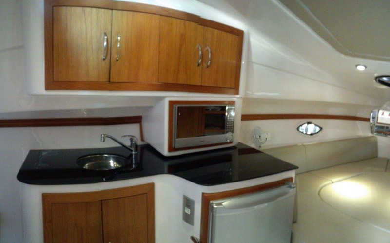 colunna 32.5 ano 2011 02 mercruiser 380ho - marina atlântica