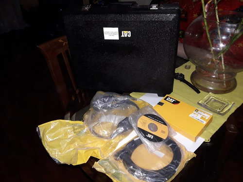 com adapter 3 caterpillar original  nuevo n/p:478-0235