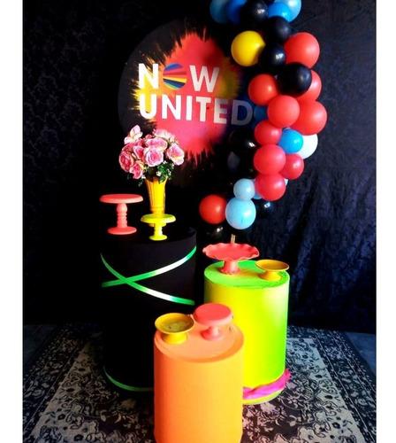 com balões. decoração