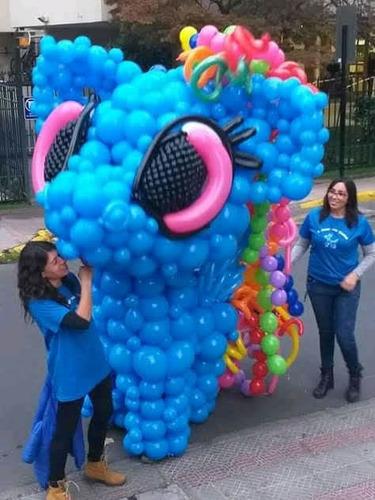 com balões, decoração
