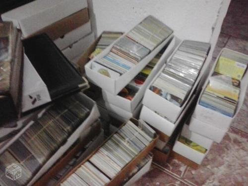 com cartões telefônicos