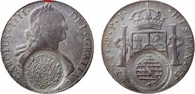 com coleção moeda