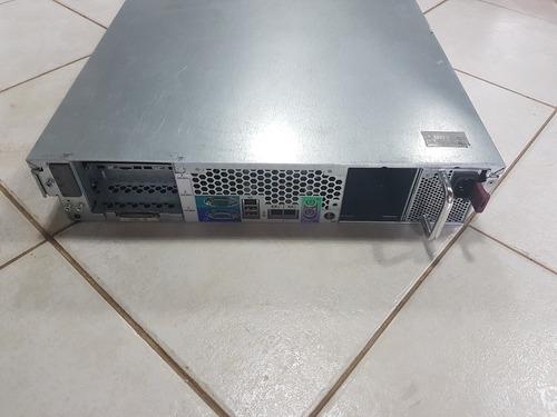 com defeito servidor hp proliant dl380 512mb sem gavetas