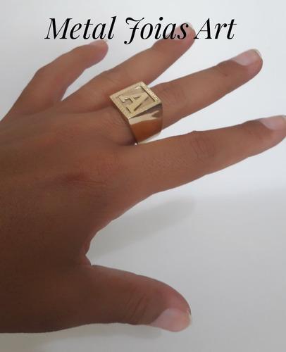 com letra anel