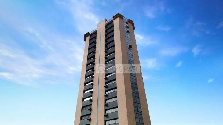com localização calma e tranquila  hotel hampton park são paulo jardins  *** - fl3908