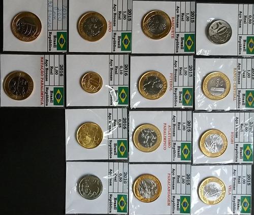 com moedas coleção