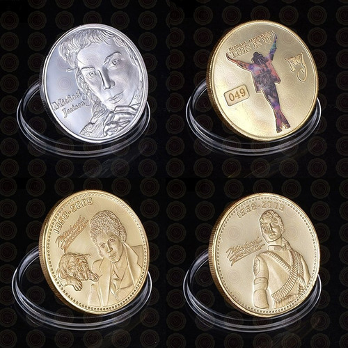 com moedas comemorativas