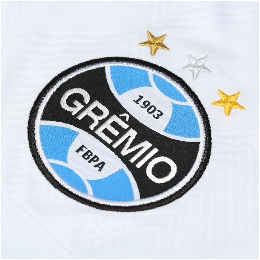 Com Nota Fiscal! Camisa Gremio Oficial 2 Umbro 2018 Branca - R  158 ... acb7141c018bf