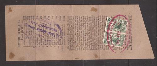 com selos fiscais