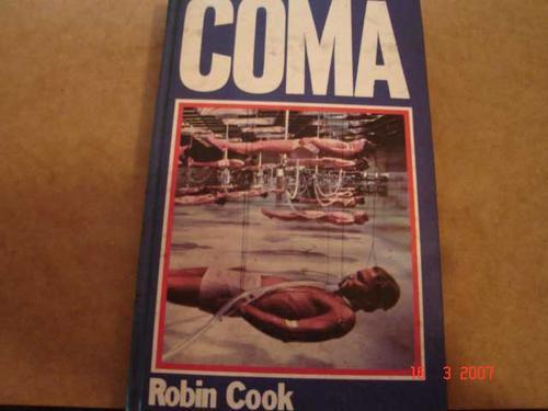 coma  robin cook 98