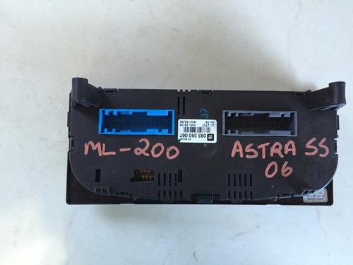 comando ar condicionado chevrolet astra ss 2007 093390067