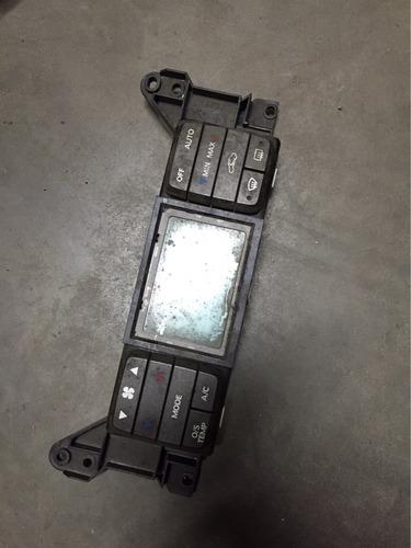 comando ar condicionado gm ômega 2004 digital  original