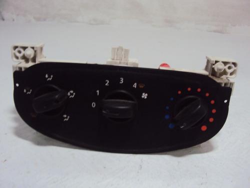 comando ar ventilação renault logan 2009