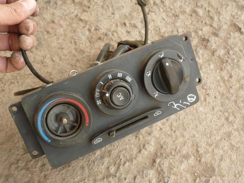 comando calefa rio 2004 c/aire c/detalles- lea descripción