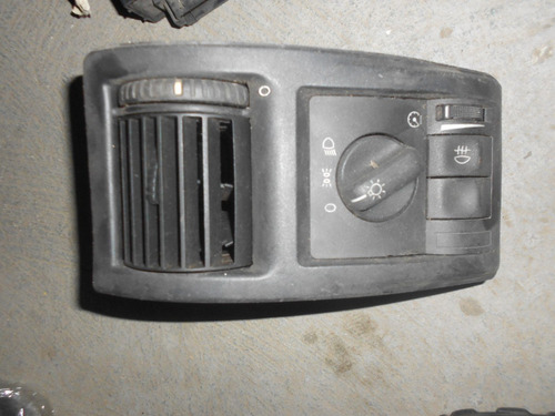 comando chave farol luz aux. gm vectra 97/05