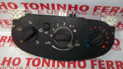 comando controle ar cond. renalt sandero original