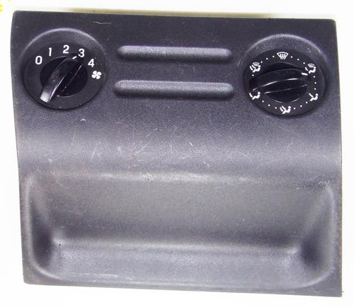 comando controle ventilação c moldura ford fiesta ecosport