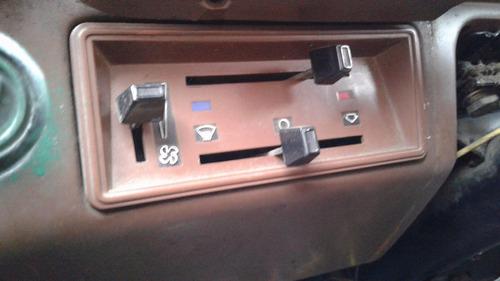 comando de calefaccion ford corcel