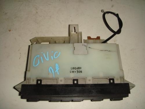 comando do ar condicionado honda civic 1997
