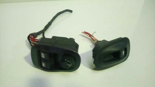 comando elevavidrios y espejos eléctricos peugeot 306 (kit)