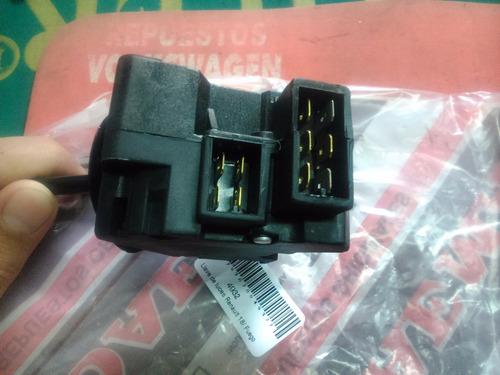 comando luces giro bocina renault r18 / fuego