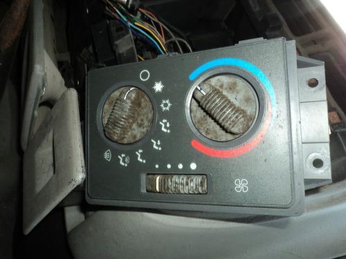 comando ventilação ar gm s10/blazer