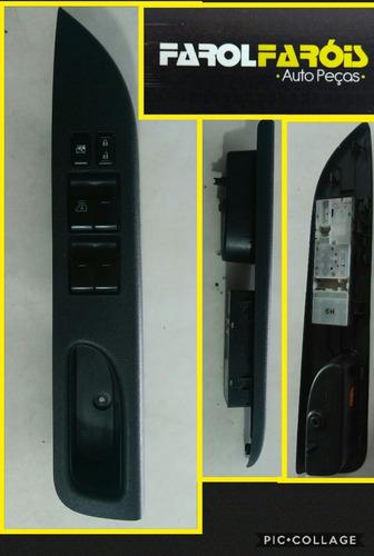 comando vidro eletrico nissan march 2012/... le