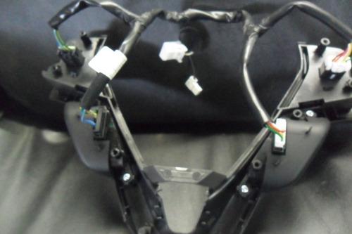 comandos botoes multifuncional volante hyundai veloster
