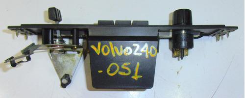 comandos de calefacción volvo 240 gl st w año 1987-1991