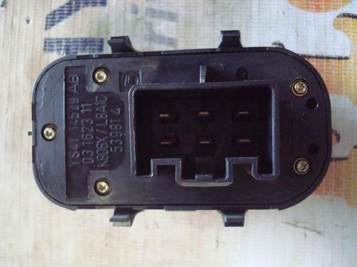 comandos do vidro dianteiro esquerdo  ford focus 02/08