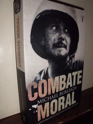 combate mortal-  michael burleigh