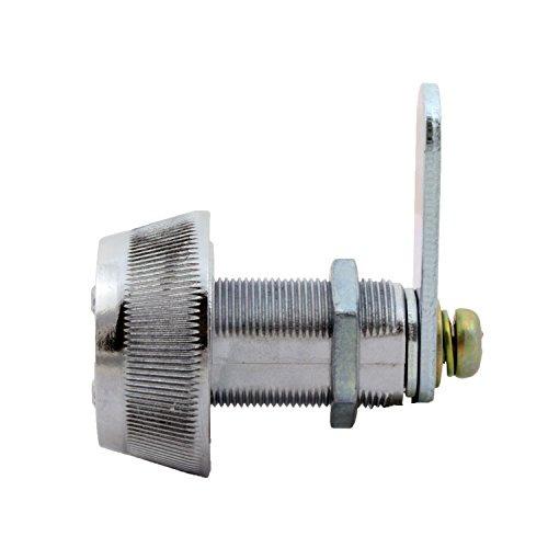 Combi-Cam 7850R-L Combination Cam Lock 1-1//8/' Chrome Finish