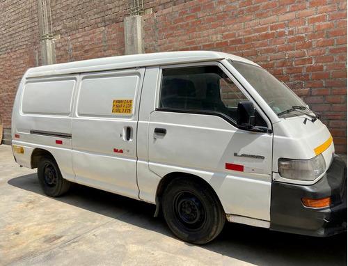 combi camioneta panel mitsubishi l300 (2 unidades)