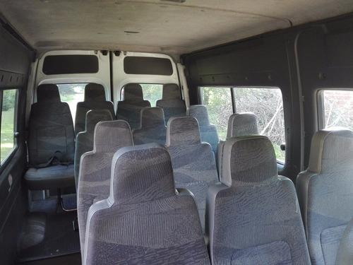 combi minibus viajes traslados zona norte oeste san miguel