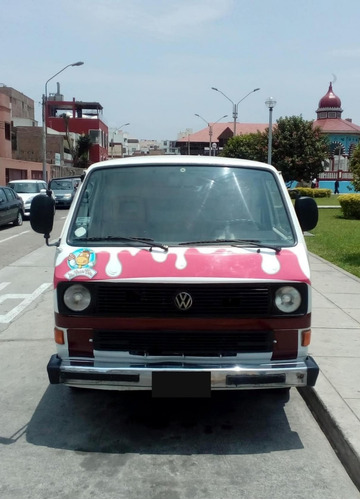 combi volkswagen para food truck,