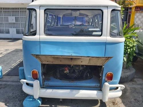 combi volkswagen t1 safari clasico