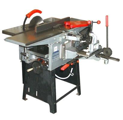 combinada carpintería 6 operaciones 1.5hp mesa 200mm bta