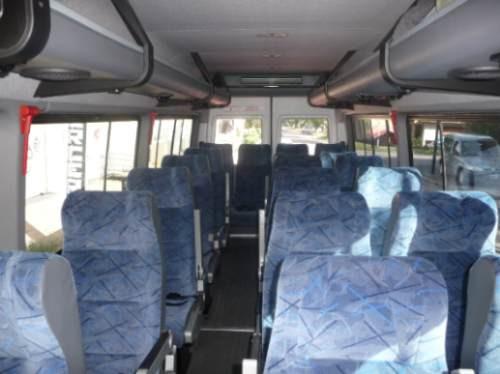 combis, viajes, traslados de personal de 15, 19 y 24 pax