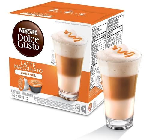combo 06 caixas nescafé dolce gusto / frete + barato!!!