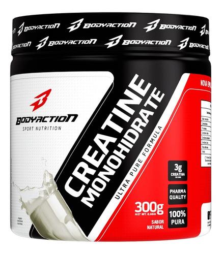 combo 10 x creatina monohidrate 300g - bodyaction