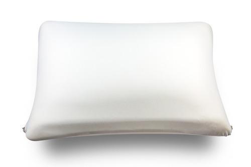 combo 2 almohadas inteligentes regulables en altura 70x50