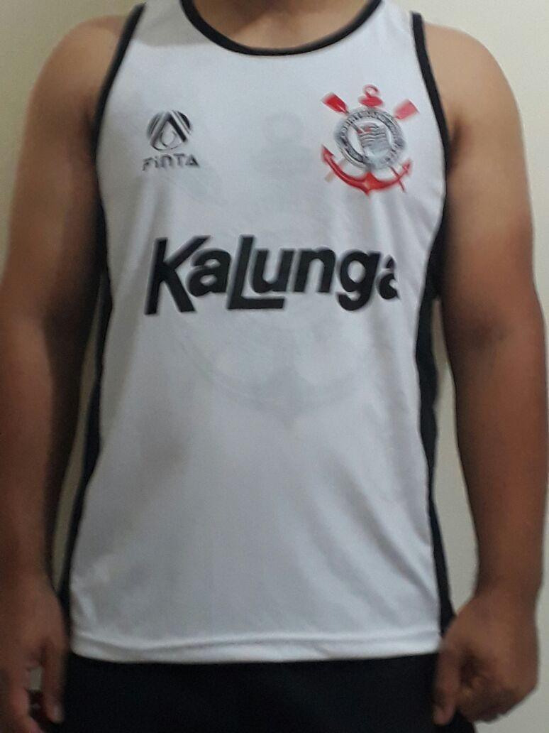 fe3449a56d combo 2 camisetas regata do corinthians kalunga black friday. Carregando  zoom.